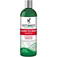 Vet's Best Allergy Itch Relief Shampoo for Dogs