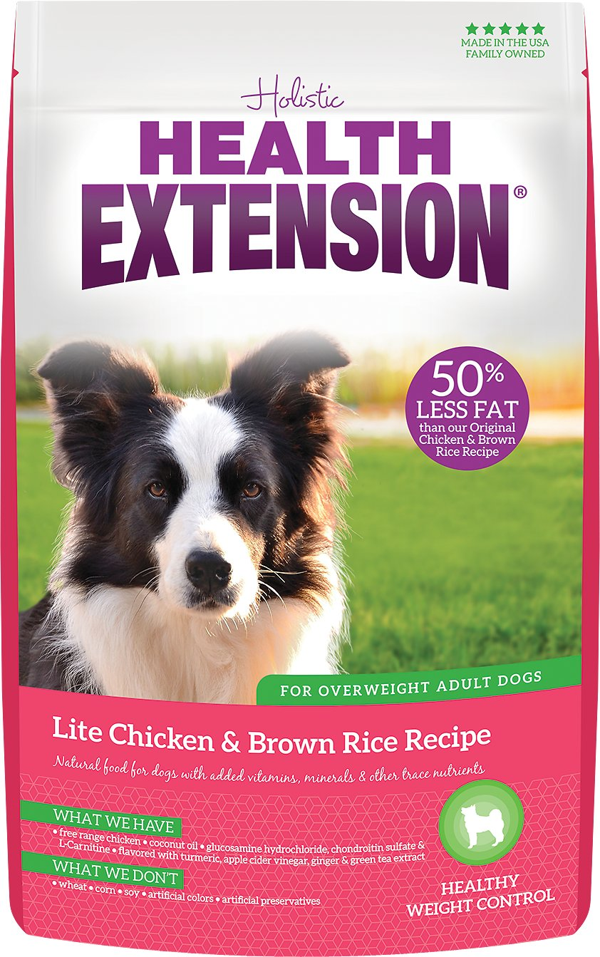 Health extension lite chicken brown rice recipe dry dog food 15 video forumfinder Choice Image
