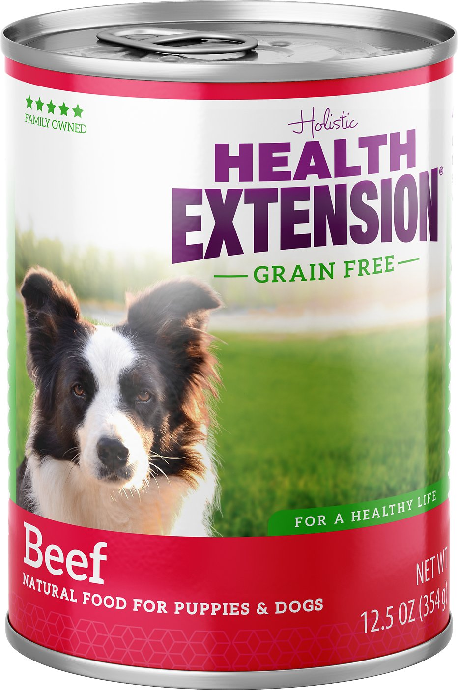 Health Extension Grain Free Beef Canned Dog Food 13 2 Oz Case Of