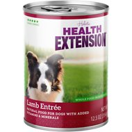 Health Extension Lamb Entree Canned Dog Food, 13.2-oz, case of 12