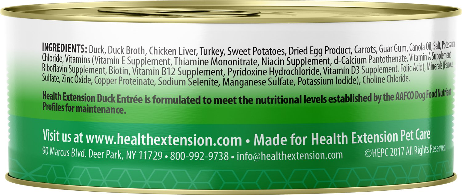 Health Extension Cat Food Reviews