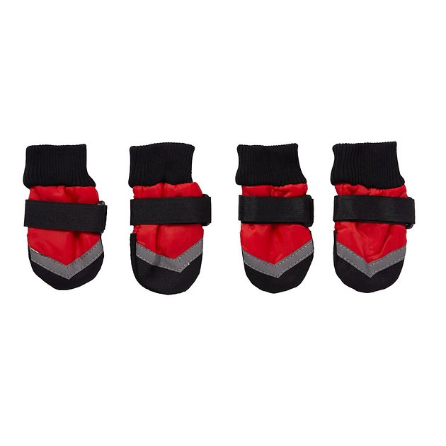 ethical-pet-fashion-lookin-good-extreme-all-weather-boots,-4-count by ethical-pet