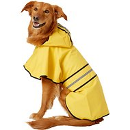 Ethical Pet Fashion Rainy Days Slicker Raincoat, Yellow, X-Large