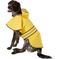 Ethical Pet Fashion Rainy Days Slicker Raincoat, Yellow, XX-Large