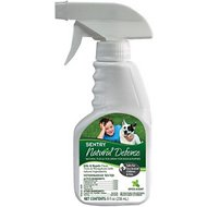 Sentry Natural Defense Flea & Tick Dog & Puppy Spray, 8-oz bottle