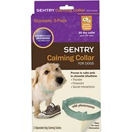 Sentry HC Good Behavior Pheromone Dog Calming Collar, 3 count