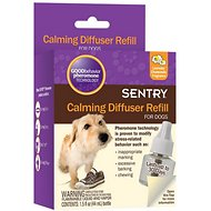 Sentry Calming Diffuser Refill for Dogs, 1.5-oz bottle
