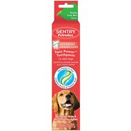 Sentry Petrodex Veterinary Strength Poultry Fresh Mint Flavor Dog Toothpaste, 2.5-oz tube