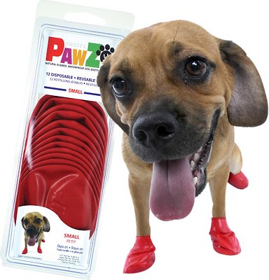 Pawz Waterproof Dog Boots 212a53f9c462