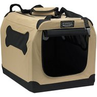 Firstrax Petnation Port-A-Crate E Series Indoor & Outdoor Pet Home, 20-in