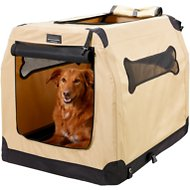 Firstrax Petnation Port-A-Crate E Series Indoor & Outdoor Pet Home, 36-inch