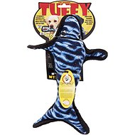 Tuffy's Ocean Creatures Whale Wesley Dog Toy