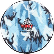Tuffy's Ultimate Flyer Dog Toy, Camo Blue