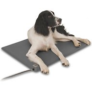 K&H Pet Products Deluxe Lectro-Kennel Heated Pad & Cover, Medium