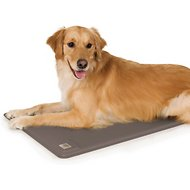 K&H Pet Products Deluxe Lectro-Kennel Heated Pad & Cover, Large