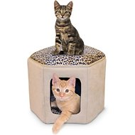 K&H Pet Products Unheated Kitty Sleephouse