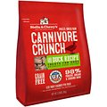 Stella & Chewy's Carnivore Crunch Cage-Free Duck Recipe Freeze-Dried Raw Dog Treats