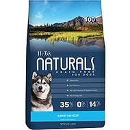 Hi-Tek Naturals Grain-Free Alaskan Fish Formula Adult Dry Dog Food, 30-lb bag
