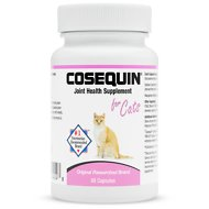Nutramax Cosequin Capsules Joint Health Cat Supplement, 80 count
