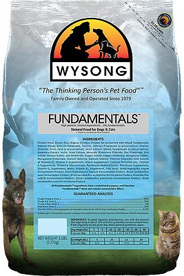 4. Wysong Fundamentals Dry Cat Food