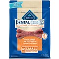 Blue Buffalo Dental Bones All Natural Rawhide-Free Small Dental Dog Treats