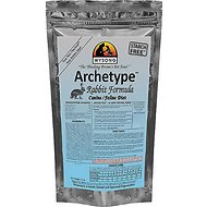 Wysong Archetype Rabbit Formula Freeze-Dried Raw Dog & Cat Food, 7.5-oz bag