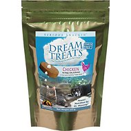 Wysong Dream Chicken Freeze-Dried Raw Dog, Cat & Ferret Treats, 4.9-oz bag