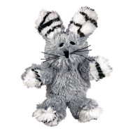 KONG Softies Fuzzy Bunny Cat Toy, Color Varies