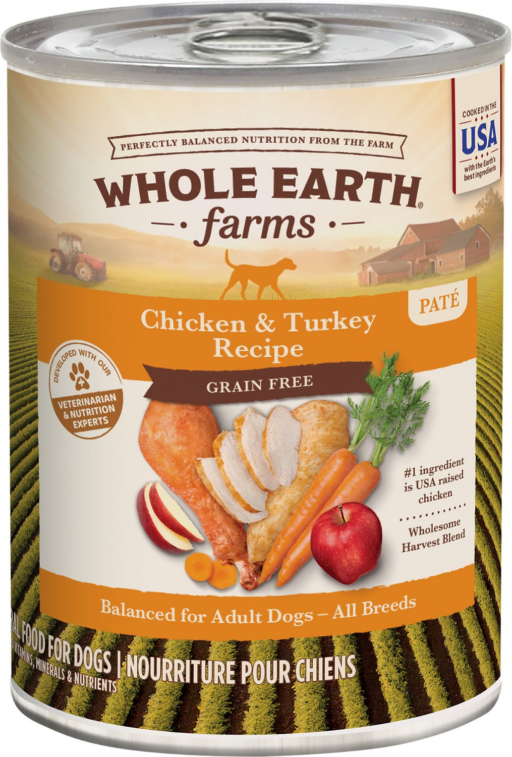 Whole Earth Farms Wet Cat Food Reviews