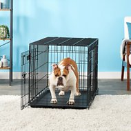 Precision Pet Products Great Crate Double Door Dog Crate, Intermediate