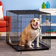 Precision Pet Products Great Crate Double Door Dog Crate, Large