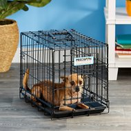 Precision Pet Products Provalu Double Door Dog Crate, X-Small