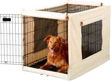 Precision Pet Products Indoor/Outdoor Crate Cover