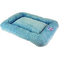 Precision Pet Products SnooZZy Baby Bumper Bed, Blue