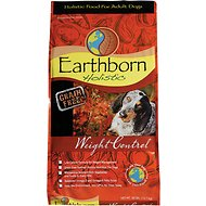 Earthborn Holistic Weight Control Grain-Free Dry Dog Food, 28-lb bag