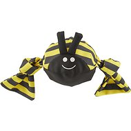 Jolly Pets Jolly Tug Insect Bumble Bee Dog Toy, X-Large