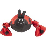 Jolly Pets Jolly Tug Insect Lady Bug Dog Toy, Medium