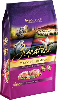 3. Zignature Zssential Grain-Free Dry Dog Food
