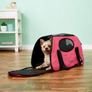 Gen7Pets Carry-Me Pet Carrier, Raspberry Sorbet, Large