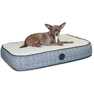 K&H Pet Products Superior Orthopedic Pet Bed, Gray, Small