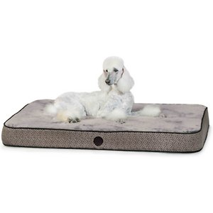 K&H Pet Products Superior Orthopedic Pillow Cat & Dog Bed