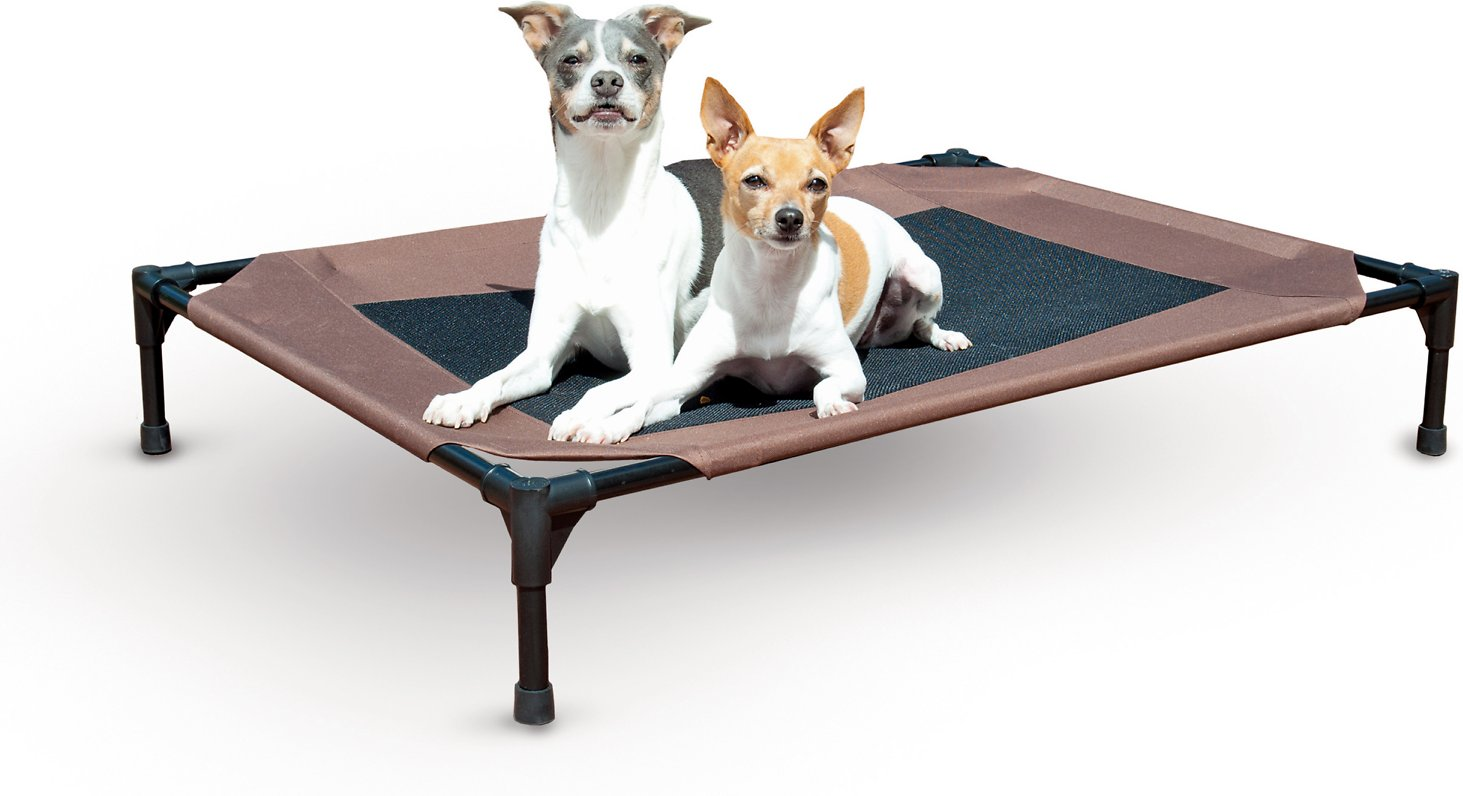 K&H Pet Products Original Pet Cot Elevated Pet Bed
