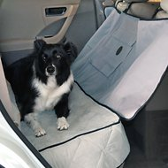K&H Pet Products Deluxe Car Seat Saver, Gray
