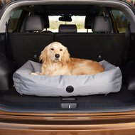 K&H Pet Products Travel & SUV Pet Bed, Gray, Small