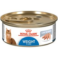 Royal Canin Ultra Light Loaf in Sauce Canned Cat Food, 5.8-oz, case of 24