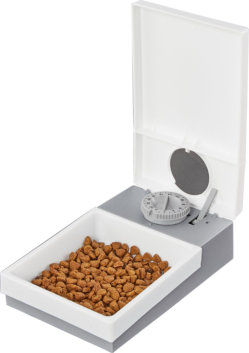 Cat Mate C10 1 Bowl Automatic Pet Feeder 24 Hour Chewy Com
