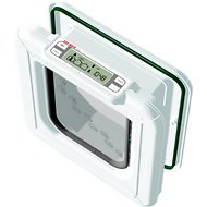 Cat Mate Elite Super Selective I.D. Disc Cat Flap, White