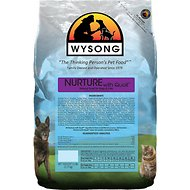 Wysong Nurture with Quail Dry Dog & Cat Food, 5-lb bag