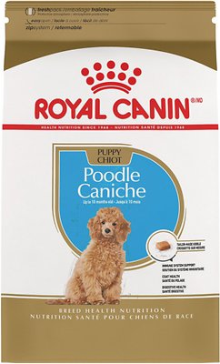 7. Royal Canin Poodle Puppy Dry Dog Food