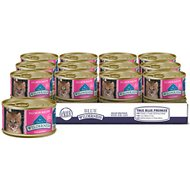 Blue Buffalo Wilderness Kitten Salmon Grain-Free Canned Cat Food